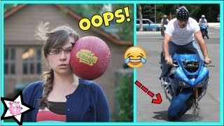 Photos Taken Right Before Disaster (Hilarious Fails)