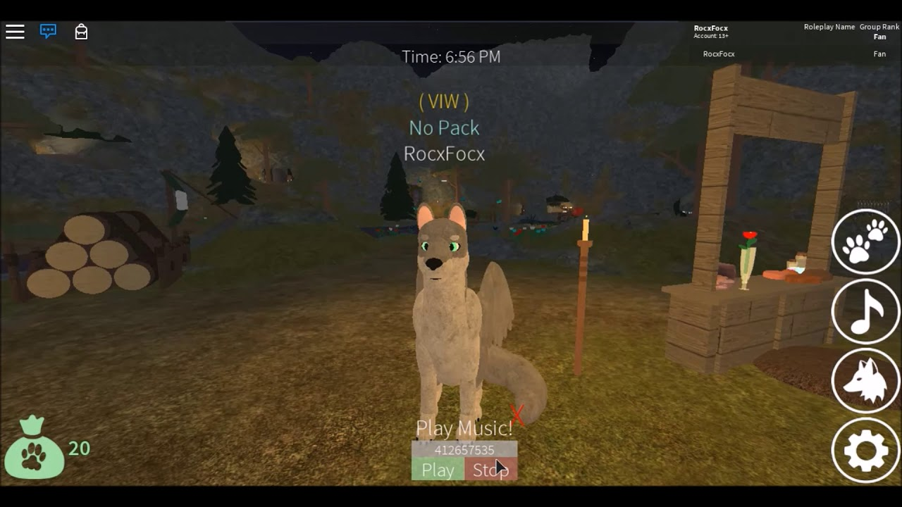 Wolves Life 3 Roblox Song Codes For Viw Youtube