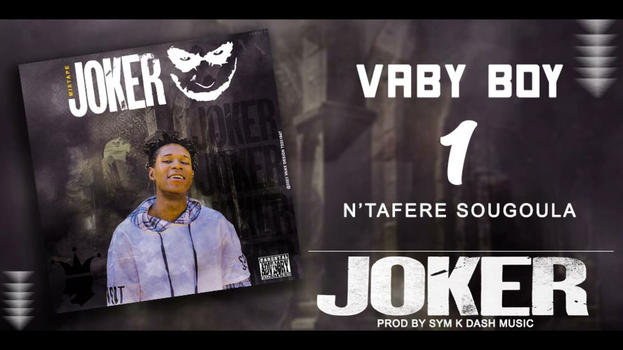 VABY BOY - MIXTAPE : JOKER