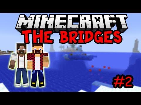 Мосты #2 в Майнкрафт : Мини игры (The Bridges)