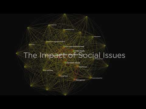 Art of Analytics - The Impact of Social Issues