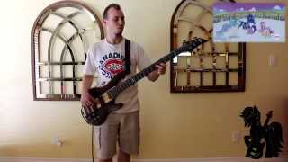 Download MLP You'll play your part bass cover MP3 song and Music Video