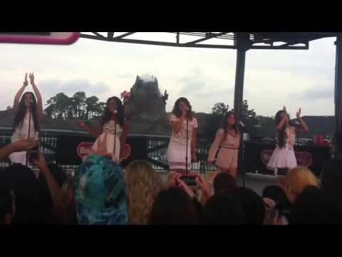 Fifth Harmony - Full Concert 7/25/13