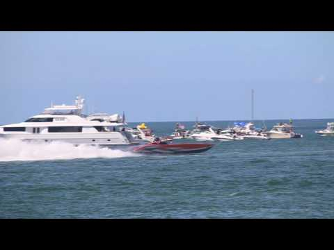 2016 Clearwater National Championship, CMS Offshore Racing