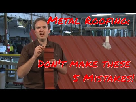 5-common-mistakes-to-avoid-when-installing-metal-roofing