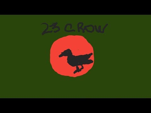 Audible Dream - 23 Crow, 23rd JUDGEMENT, Birth Pains on 20th - 38th Parallel War