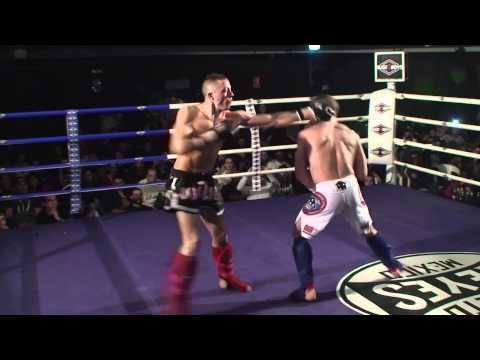 MIX FIGHT EVENTS JOSE ANTONIO GIL vs ESTE FRIAS NAVARRO