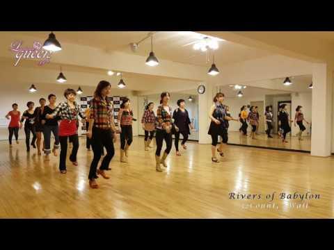 Rivers of Babylon EZ Line Dance