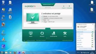 Tuto : Avoir Kaspersky Internet Security 2012 Gratuitement