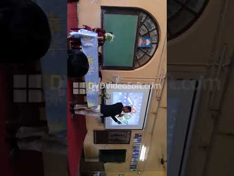 Raju rajaselvam positive motivation and Education revolution  of India at BEd college  in chennai