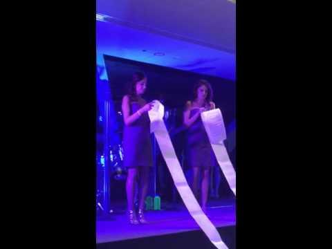 Best Wedding Speech - Sisters of the Groom - YouTube