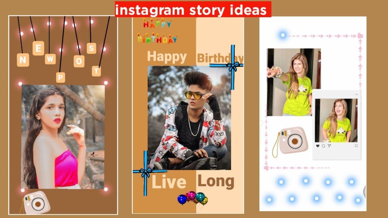 Instagram story ideas   instagram birthday story ideas   instagram ...