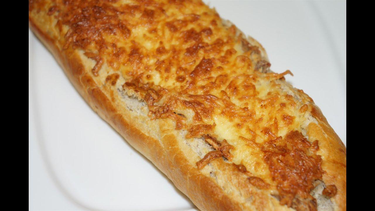 croq au thon facile (cuisinerapide) - youtube