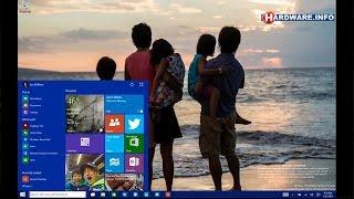 Microsoft Windows 10 preview - Hardware.Info TV (Dutch)
