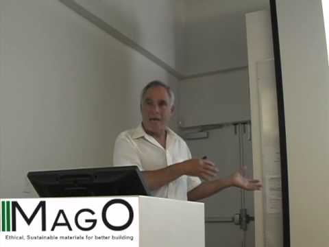 MagO presentation part 1 Magnesium Oxide Cement wall board