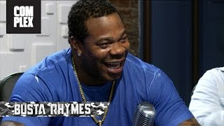 Busta Rhymes on The Combat Jack Show Ep. 1 (Attending High School with B.I.G. and Jay-Z)