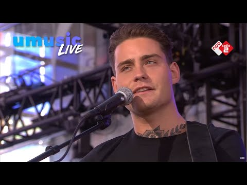 Douwe Bob -  Wish You Were Here - Live@Nederland Helpt Sint-Maarten