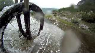 Montenegro solo cycle tour June 2013