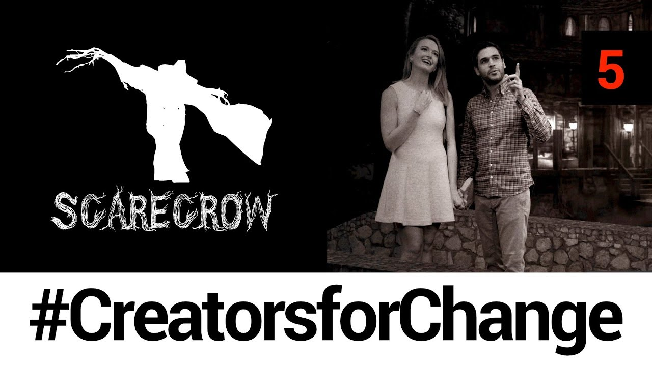 Creators for Change: Baris Ozcan | SCARECROW Korkuluk Episode 5