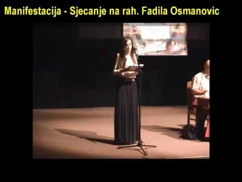 Petnjica - sjecanje na rahmetli Fadila Osmanovica