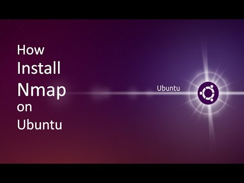 How to install Nmap on Ubuntu Operating System