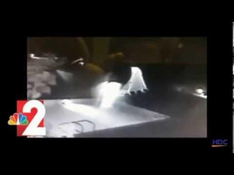 UFO Caught on Surveillance in Naples, Florida?