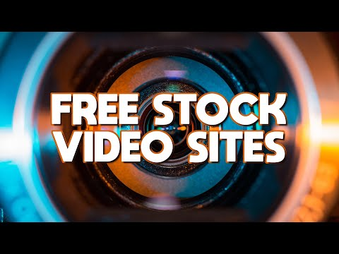Top 5 Best FREE STOCK VIDEO FOOTAGE Websites (2020)