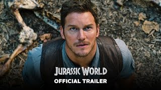 Jurassic World Official Trailer HD