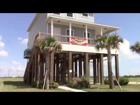 Ramrod key custom built waterfront stilt home doovi for Stilt homes for sale
