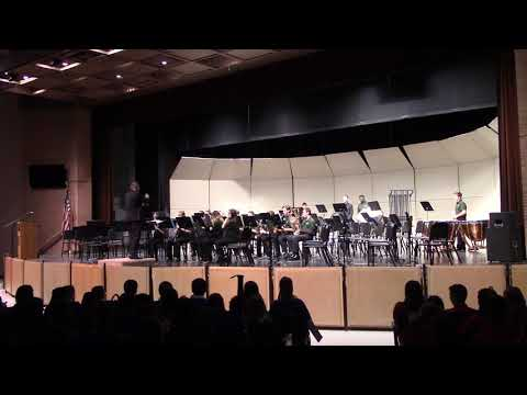 The Great American Frontier by Erik Morales - Tipler Middle School 8th Grade Band