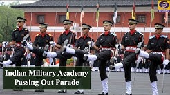 Passing Out Parade (POP) | Indian Military Academy (IMA) | 13 June 2020
