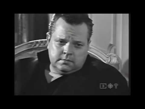 Orson Welles on Acting and Directing