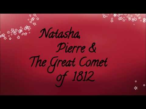 Great Comet - Pierre - Lyrics
