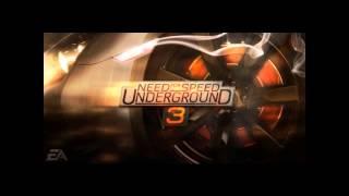 nfs underground 3 my soundtrack