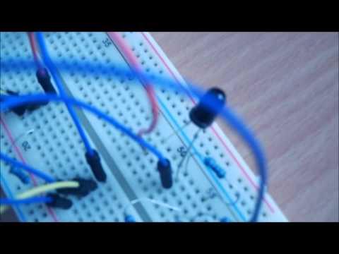 7  Arduino Analog Flame Sensor