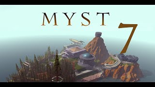 "Let's Play Myst - Wesley Plays - Episode 7 ""Take Your Time"""