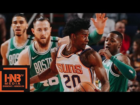 Boston Celtics vs Phoenix Suns Full Game Highlights / March 26 / 2017-18 NBA Season