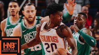 Boston Celtics vs Phoenix Suns Full Game Highlights / March 26 / 2017-18 NBA Season