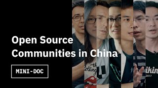 The Rise of Open Source Communities in China