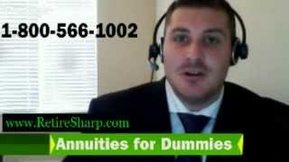 Annuities for Dummies - How to understand annuities in minutes?
