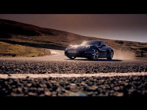 New Porsche Cayman - the Power of Balance