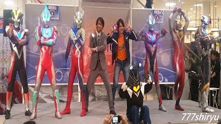 Ultraman Geed ウルトラマンジードショー大阪関西 https://www.youtube....