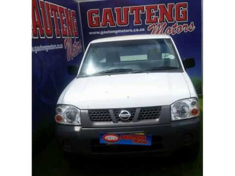 2011 NISSAN NP 300 HARDBODY Auto For Sale On Auto Trader South Africa
