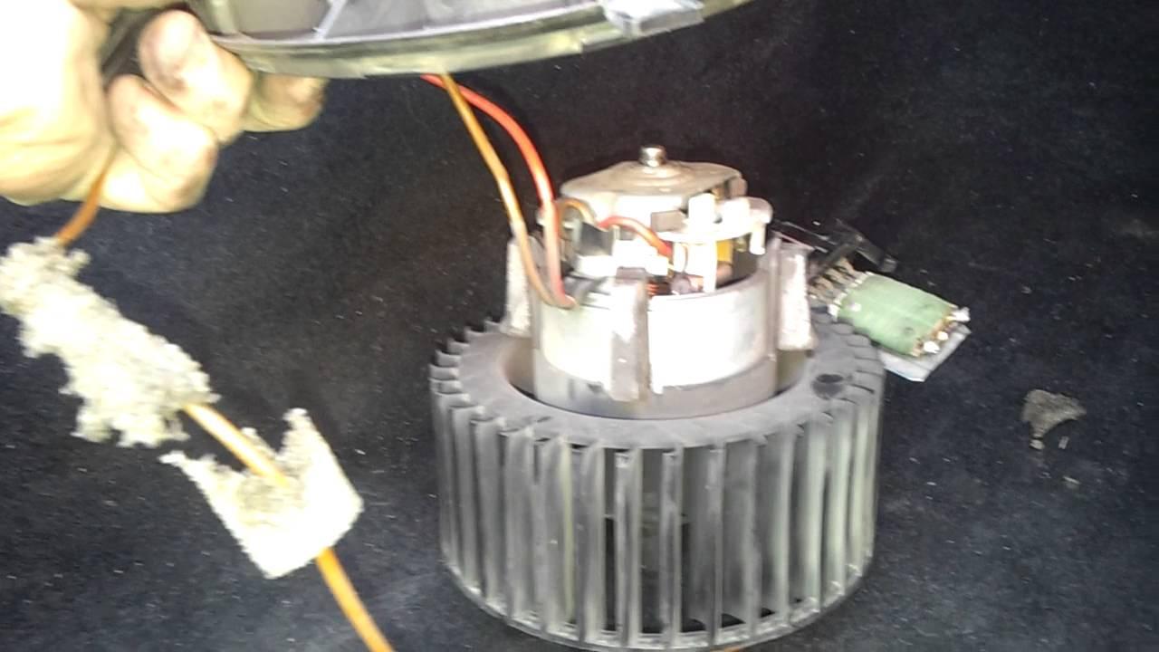 схема мотора печки е36