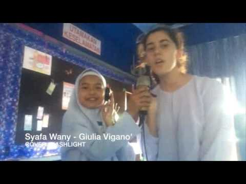 Syafa Wany & Guilia Vigano' - Flashlight (Cover Jessie J)