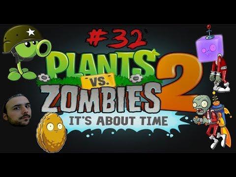 Gelecekten Gelen Zombiler - Plant vs Zombies 2 # 32