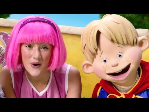Lazy Town | Stephanie Sings Story Time Song Music Video | Lazy Town Songs