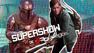 El mando de PS5, The Last of Us 2, Final Fantasy VII y The Mandalorian en el SuperShow de 3DJuegos