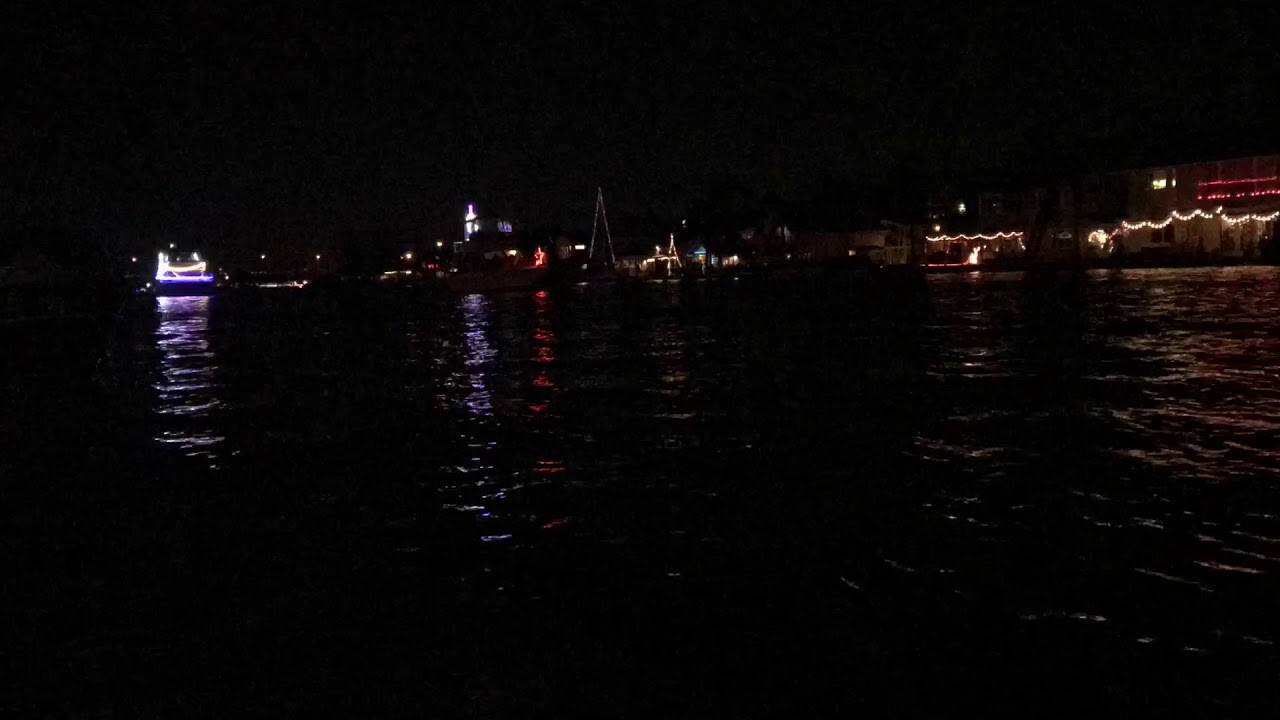christmas ships portland 2017 time lapse