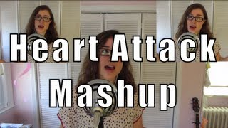 Heart Attack Mashup - Demi Lovato/One Direction A Cappella Cover